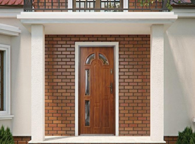 Exterior doors – a calling card for your home