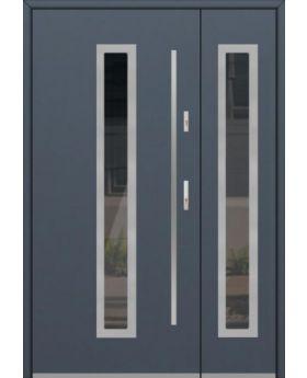 Fargo 12 DB - front door with side panel