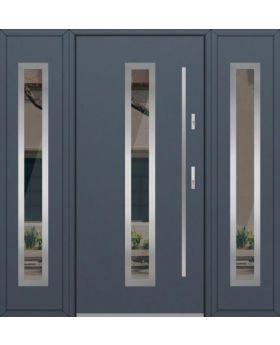 Fargo 12 T - front door with side panels