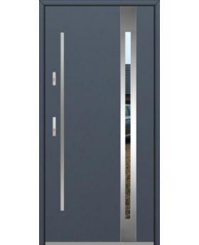 Fargo 25B - front single door