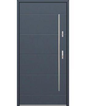 Fargo 26C - steel entry door