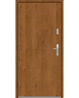 Fargo 26d - steel front door