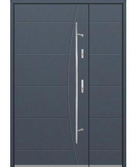 Fargo 26F DB - front door with side panel