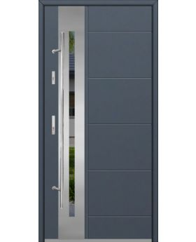 Fargo 26H - contemporary front door