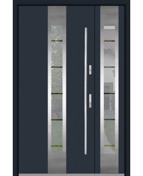 Fargo 30 DB - front door with one side panel