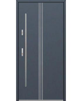 Fargo 32 - hurricane proof steel solid front door