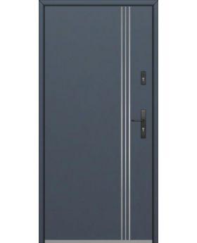 Fargo 32A - modern front single door