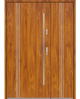 Fargo 32B DB - entrance door with side panel