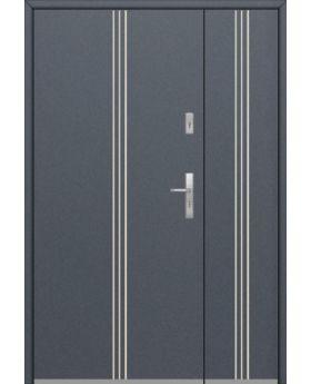 Fargo 32 DB - entrance door with side panel
