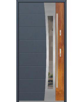Fargo 37 DUO - modern front door