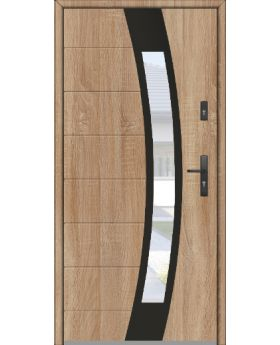 Fargo 38 - external front door