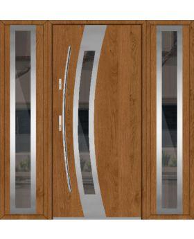 Fargo 38A T - exterior door with side panels