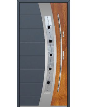 Fargo 38 DUO - modern front door