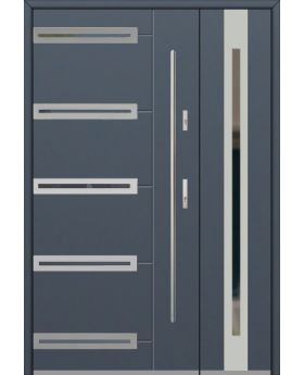 Fargo 39 A DB - front door with side panel