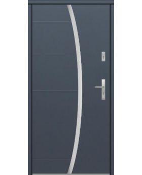 Fargo 40A - single external front doors