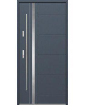 Fargo 41B - steel entrance door