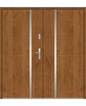 Fargo 41 double - double front doors / french doors