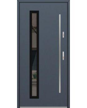 Fargo GD01C - contemporary entrance door