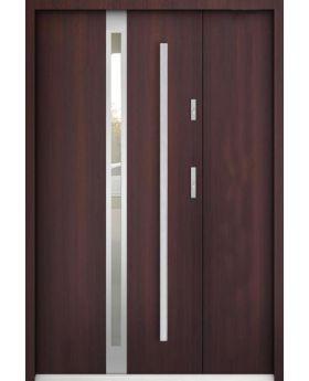 Sta Lemos Uno - exterior door with side panel
