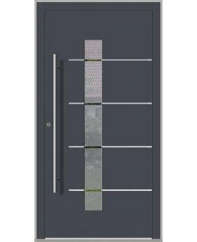 LIM Gryf-C - aluminum entry door