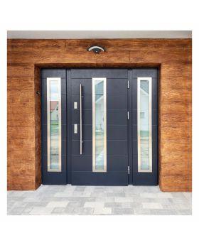 Fargo 12C T - external door with side panel