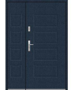 Fargo 13 DB - exterior door with side panel