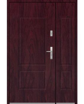 Fargo 14 DB - entrance door with side panel