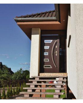 Fargo 23A - front door design
