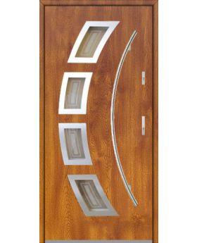 Colour: mahogany; Glass type: 3d