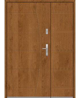 Fargo 26G DB - front door with side panel
