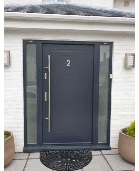 Fargo 28 - Single front door