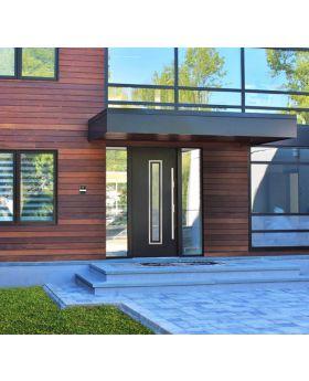 Fargo 29 - glass front door