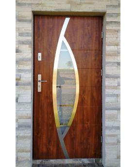 Fargo 31A - front house door
