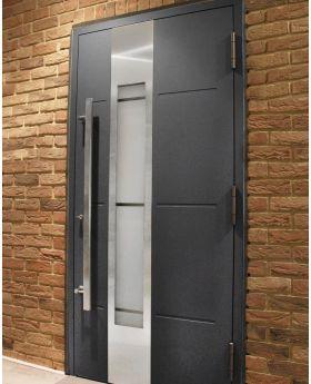 LIM W321 - aluminum front door for homes