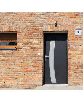 Fargo 38A - Single front door