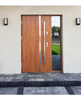 Fargo 41 - contemporary front door