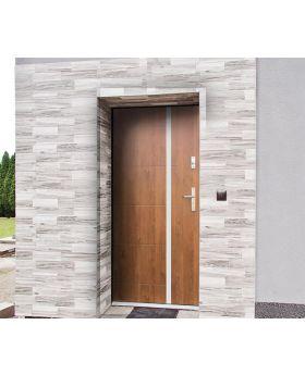 Fargo 41A - front door design Colour: winchester