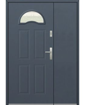 Fargo 4 DB - front doors with side panel