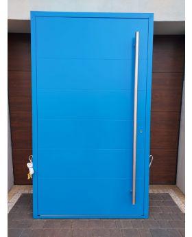LIM Integra - aluminum front door for homes