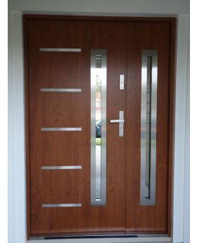 Sta Picard Duo - entrance door with one side panel