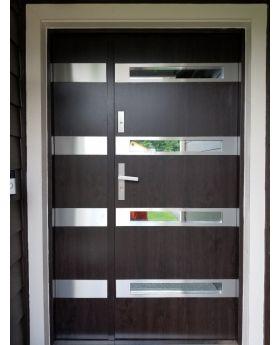 Sta Copernicus Uno - exterior door with side panel