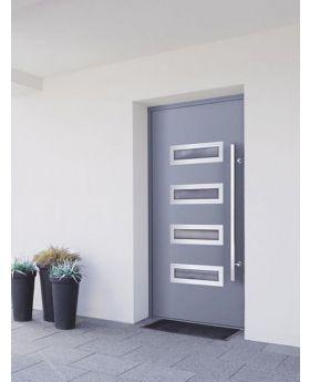 LIM W344 - aluminum entry door