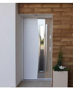Fargo 37 - contemporary front door