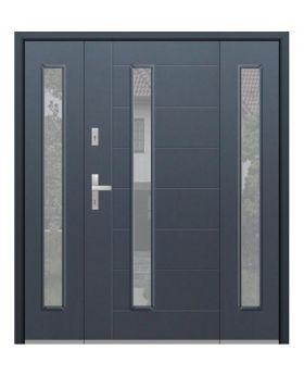 Fargo 42 T - modern front door + 2 side panels