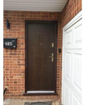Fargo 13 - front door