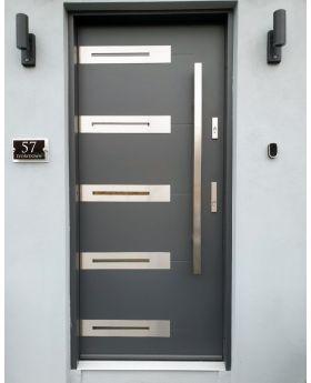 Fargo 39A - exterior front entry door