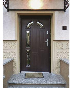 Fargo 9 - front door
