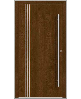 LIM Filo - modern aluminum entrance door