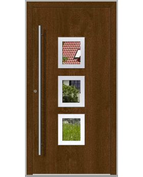 LIM Izobar - aluminum glass front door