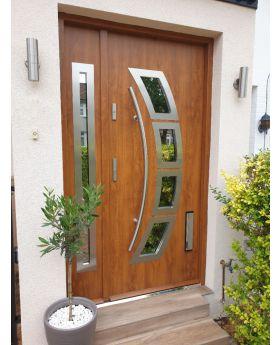 Sta Taurus Duo - main door with one side panel